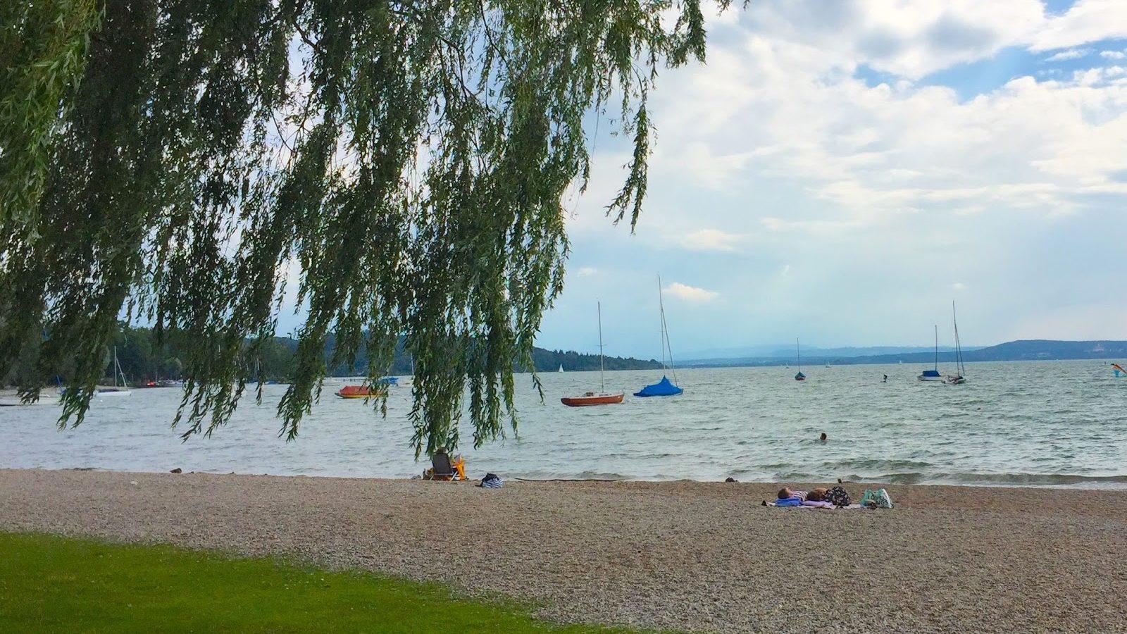 Strand in Herrsching
