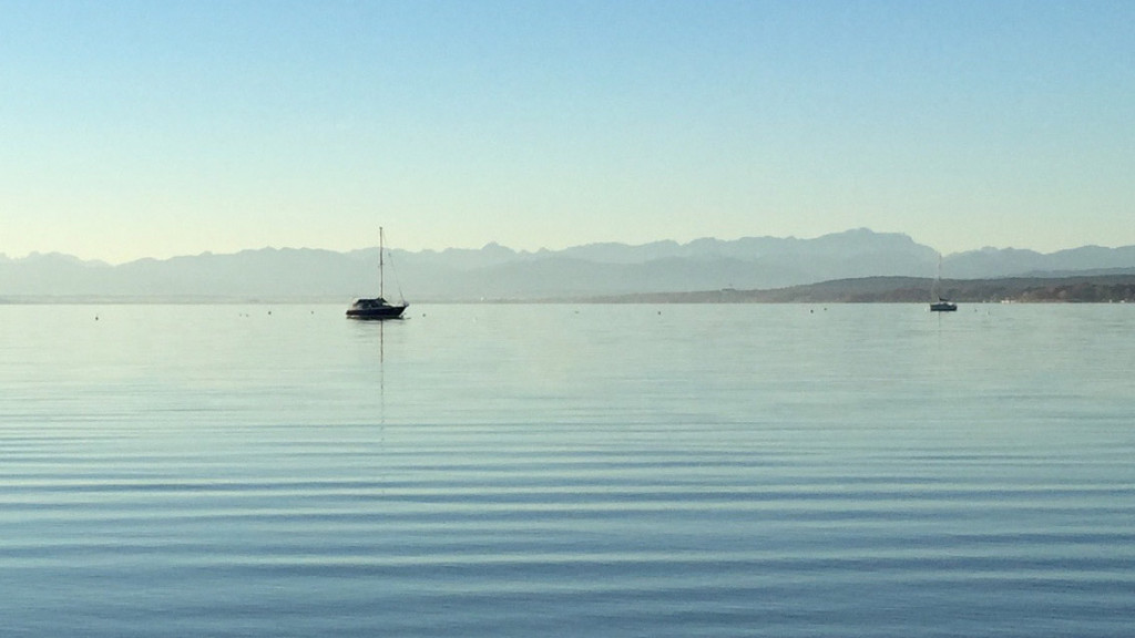 Ammersee bei Eching