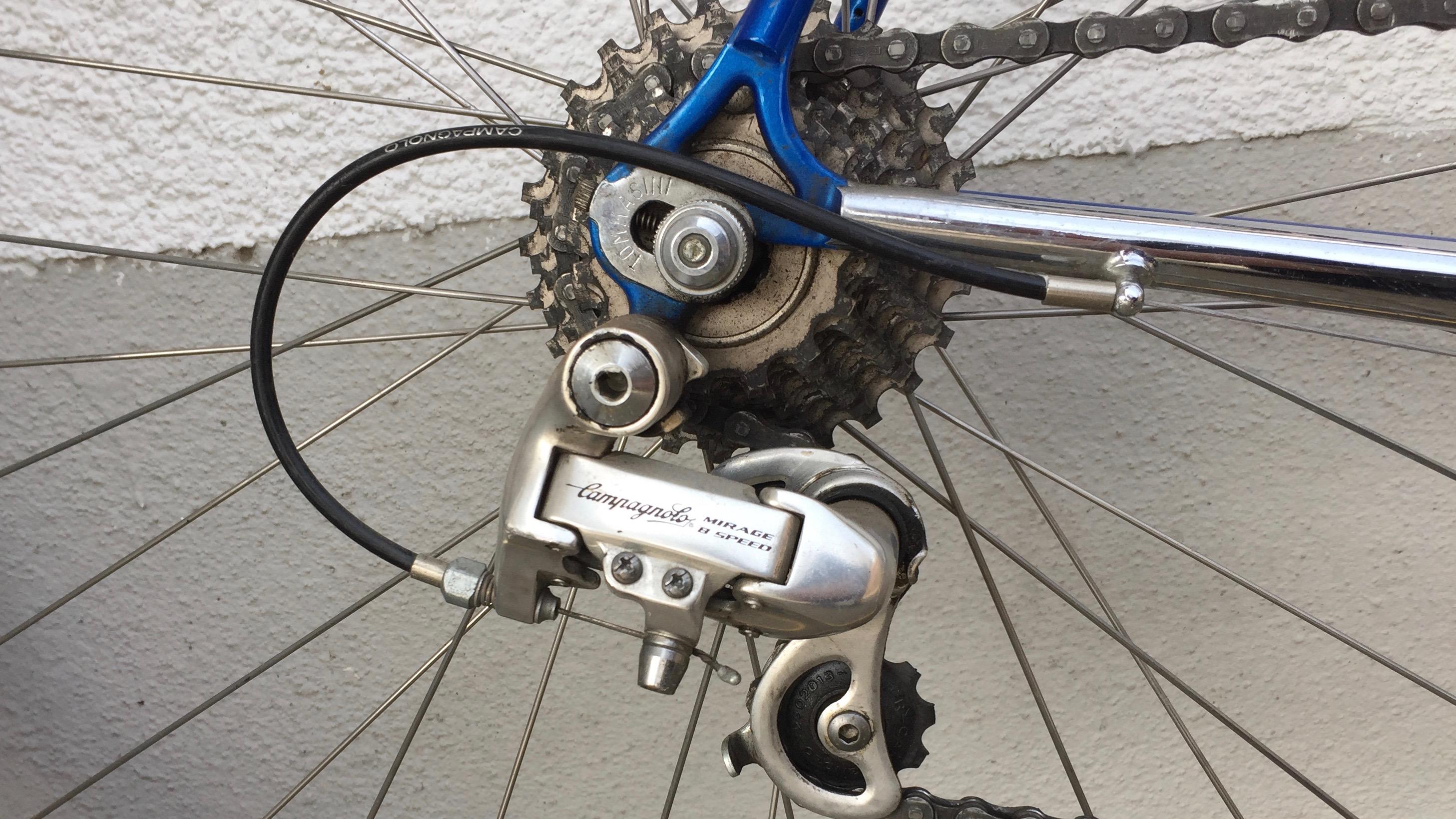 Rennrad für's Stadtradeln