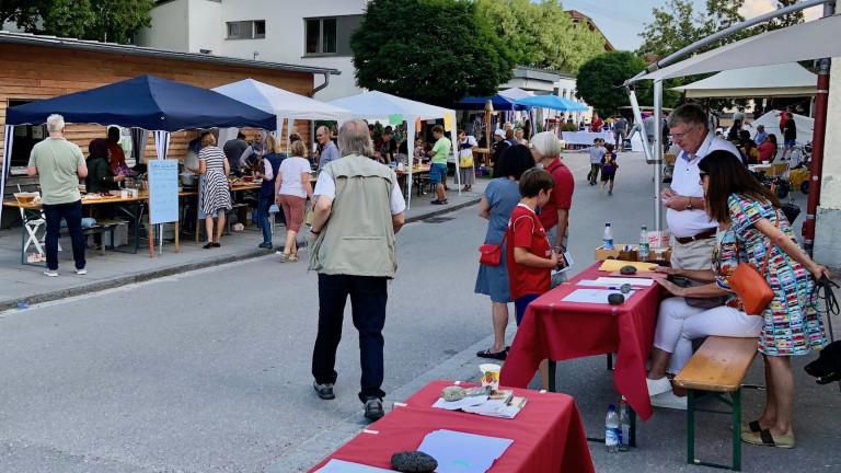 Schondorfer Vereine präsentieren sich beim Bürgerfest