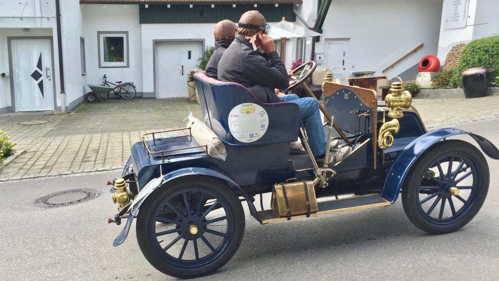 Oldtimer in Schondorf