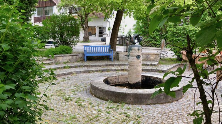 Schondorfer Brunnenfest am Leibl-Platz