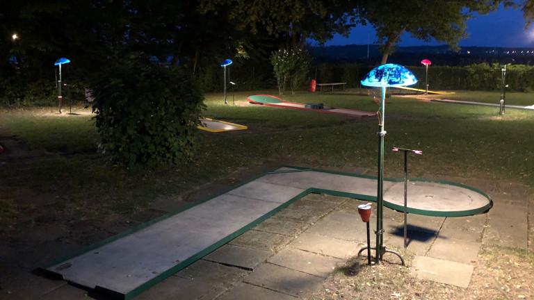 Nacht Minigolf Schondorf