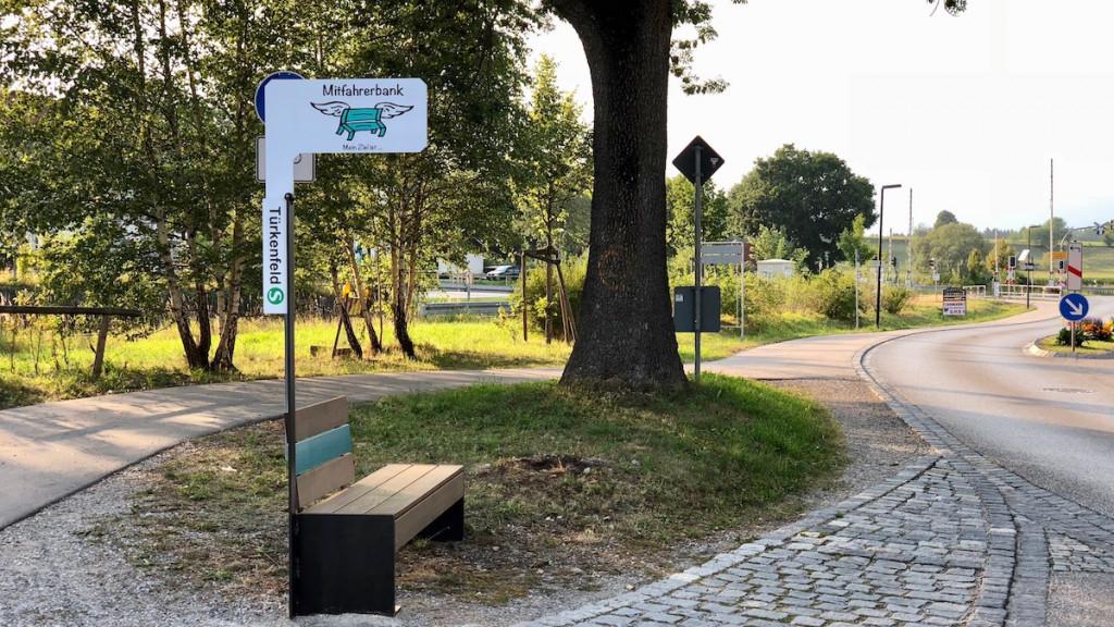 Mitfahrbank Schondorf am Ammersee