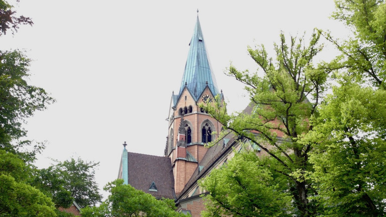 Herz Jesu-Kirche St. Ottilien
