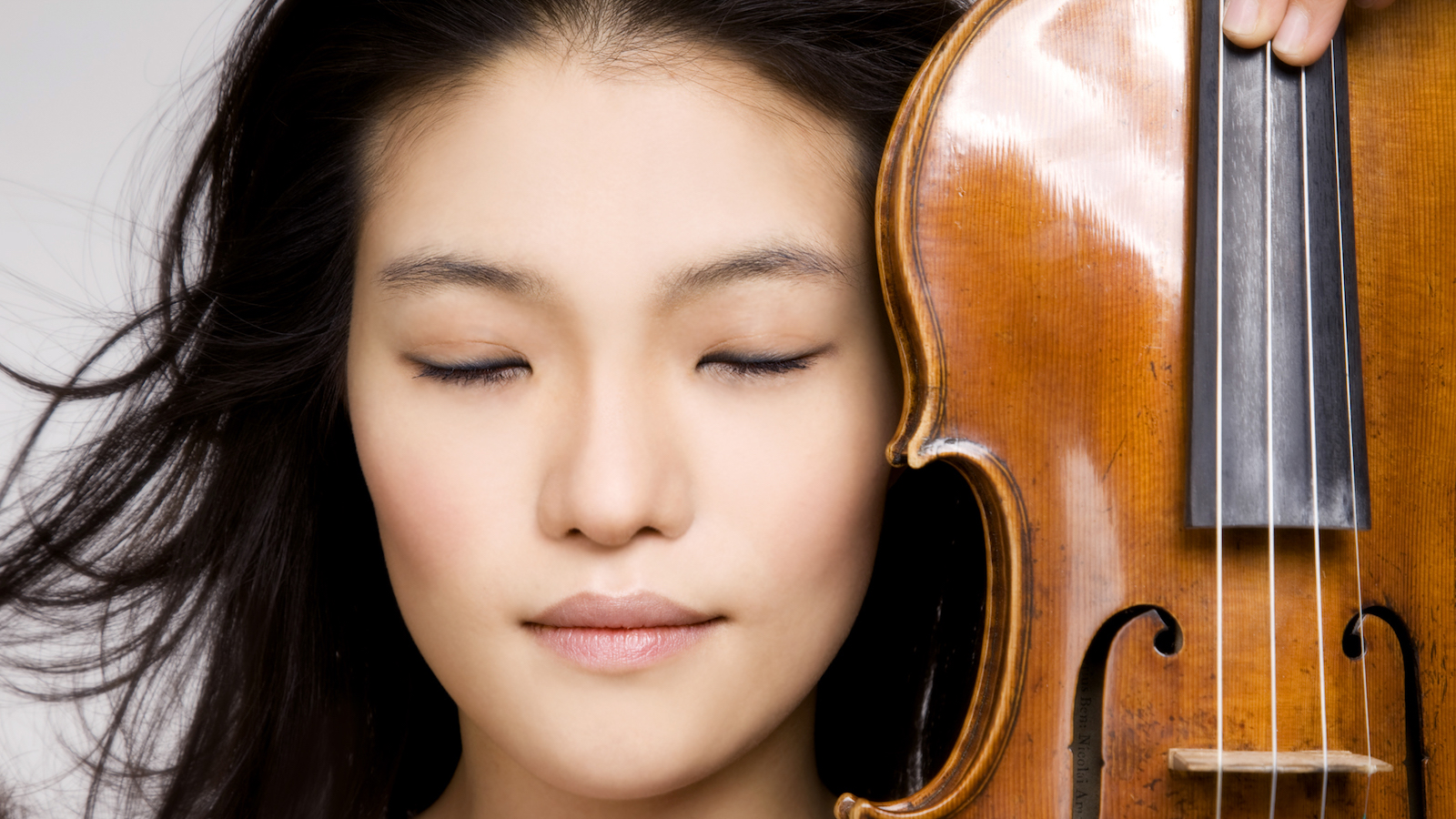 Violinistin Ye-Eun Choi