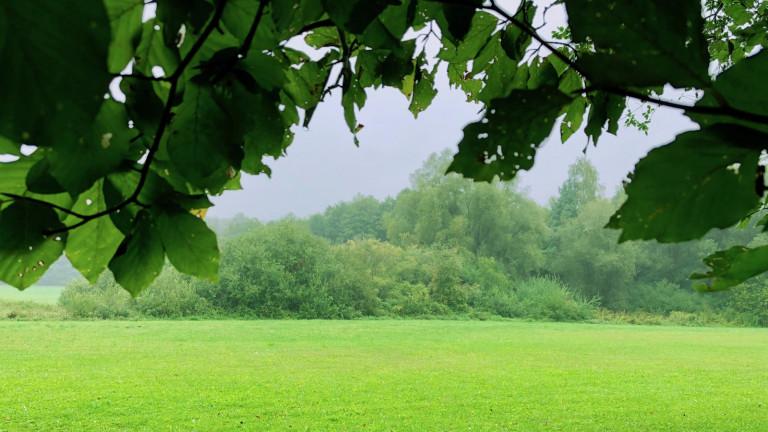 Schondorf im Regen
