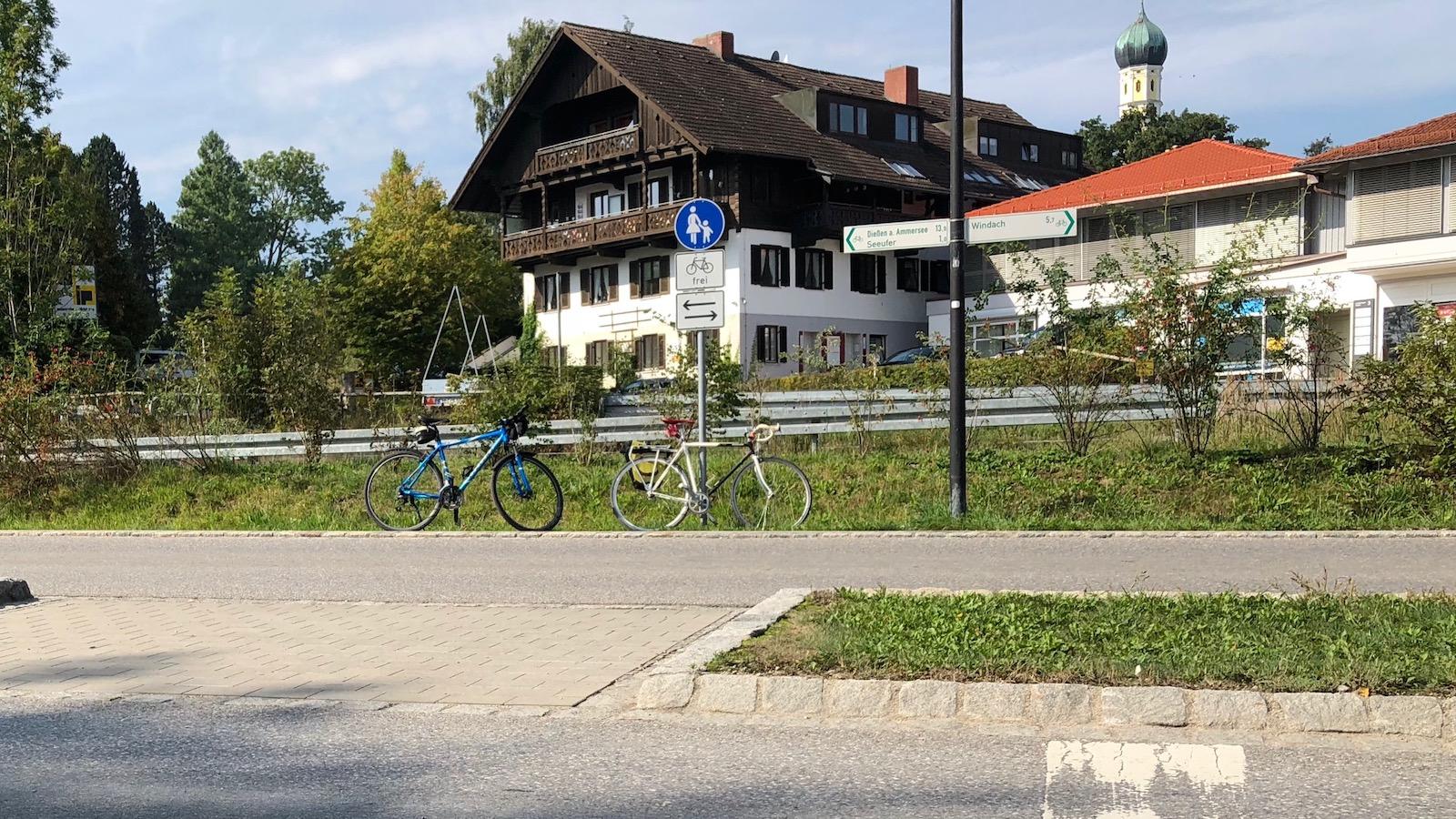 Radler Stammtisch Schondorf