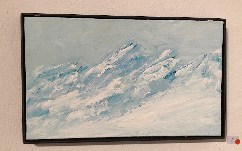 Naturmalerei am Ammersee