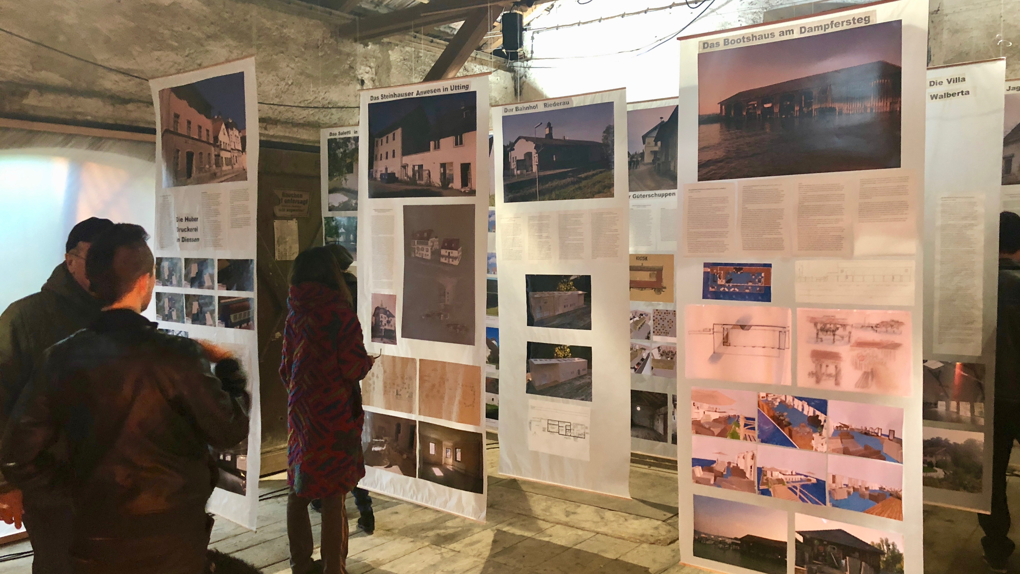 Ausstellung Lost Traces
