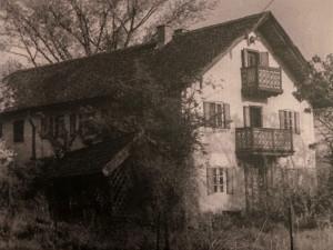 Das Cornelius-Haus in Schondorf am Ammersee
