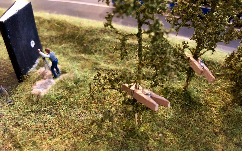 Miniatur Skulpturenweg