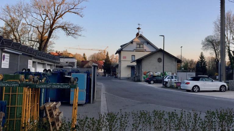 Ortsmitte Schondorf Bahnhof