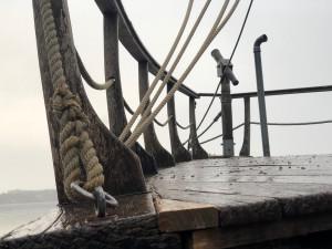 Spielschiff in Schondorf am Ammersee