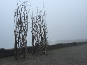 "Skulptur ""Treibgut"" am Ammersee Skulpturenweg"