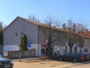 Bahnhofstrasse 29 wird aufgestockt