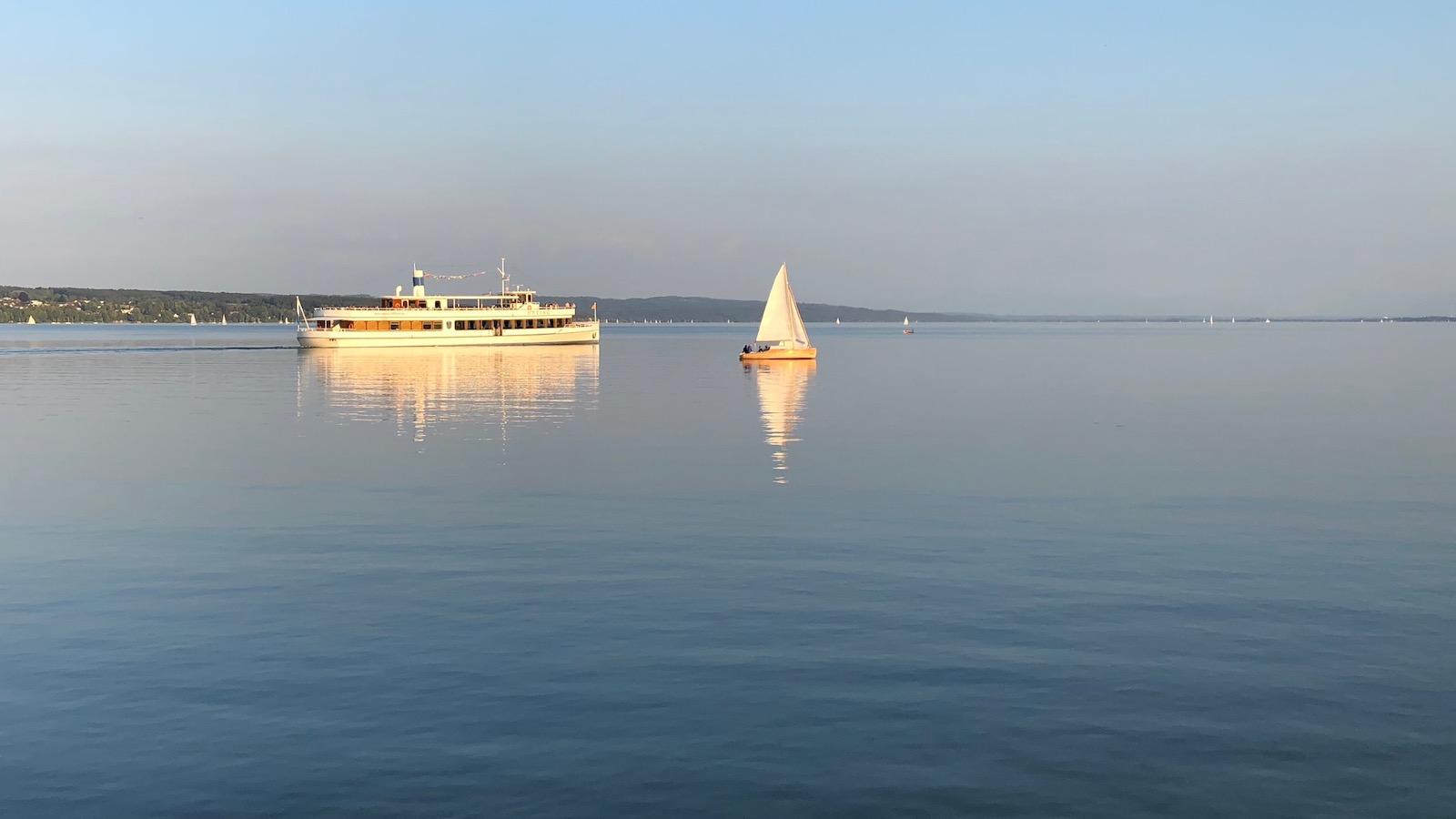 Ammersee Seenschiffahrt 2019
