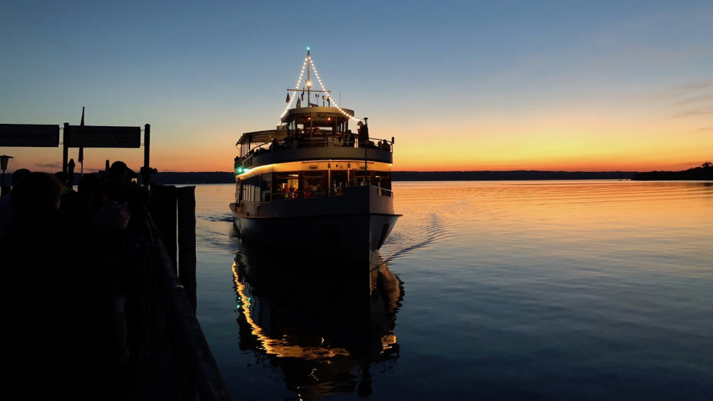 Seenschiffahrt 2019 am Ammersee