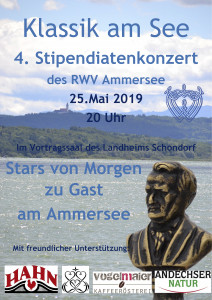 Richard wagner am Ammersee
