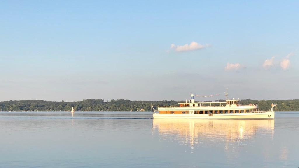 Ammersee Jahreskarte für die Seenschiffahrt