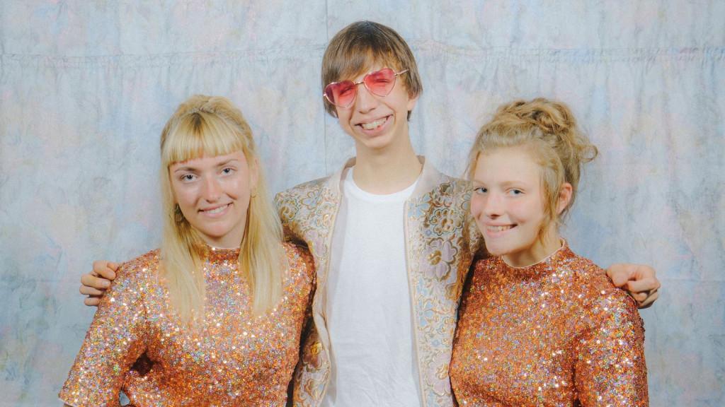 Dia Band Blond aus Chemnitz