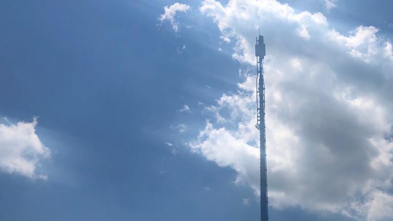 Angst vor 5G: Funkmast