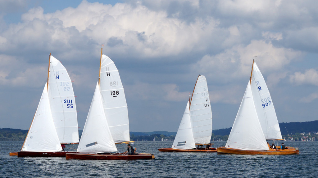 Ammersee Holzbootregatta 2019