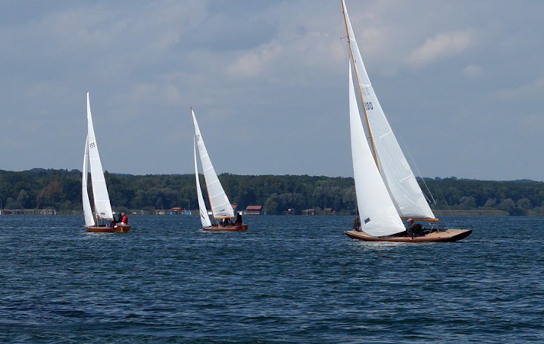 Holzbootregatta und Ammersee West Cup