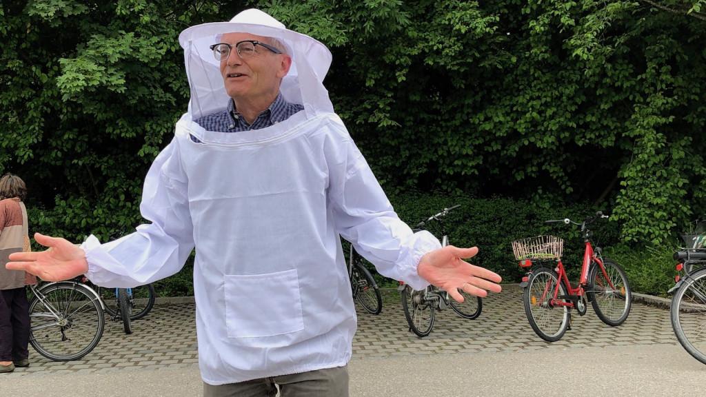 Imkerjacke gegen Mücken