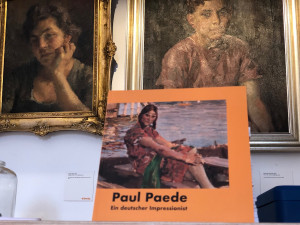 Katalog zur Paul Paede Ausstellung in Schondorf