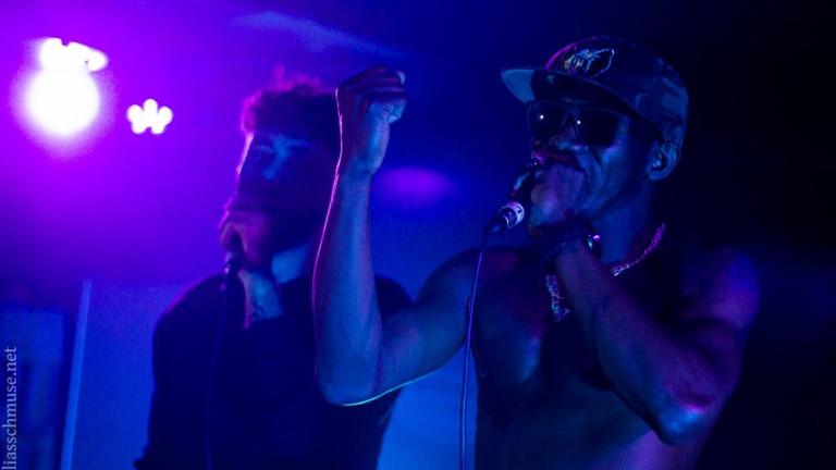 Refugee Rap Squad auf dem Sammersee
