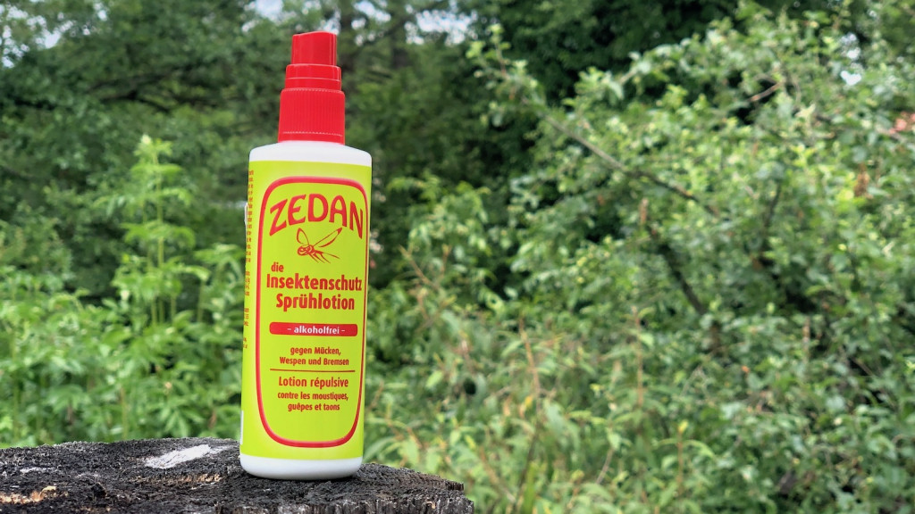 Zedan Mittel gegen Stechmücken
