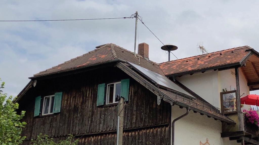 Feuersirene in Schondorf am Ammersee