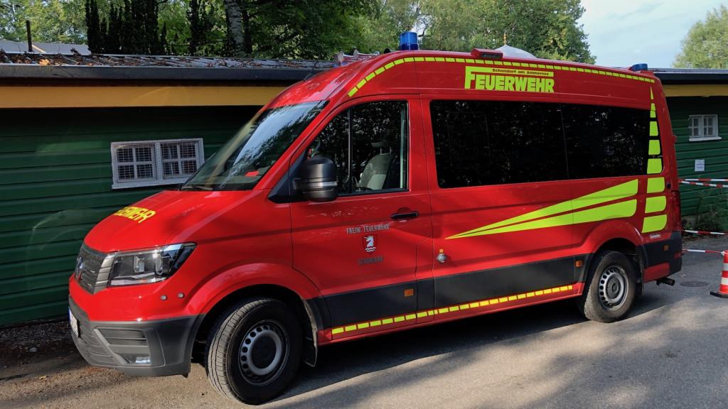 Feuerwehr Mannschaftswagen