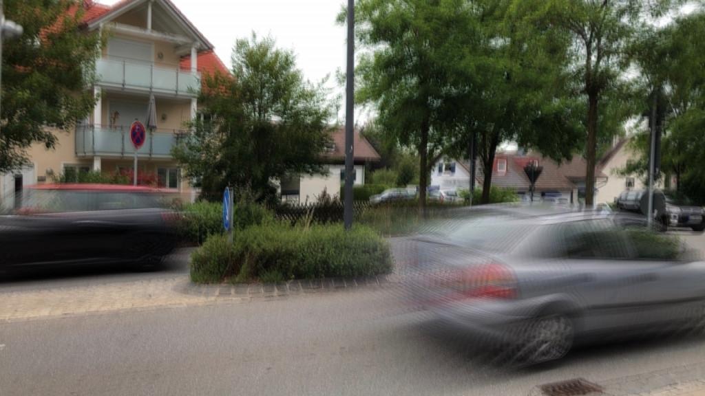 Fußgängerquerung Schondorf