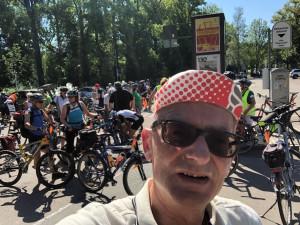 Treffpunkt beim Stadtradeln Auftakt in Landsberg