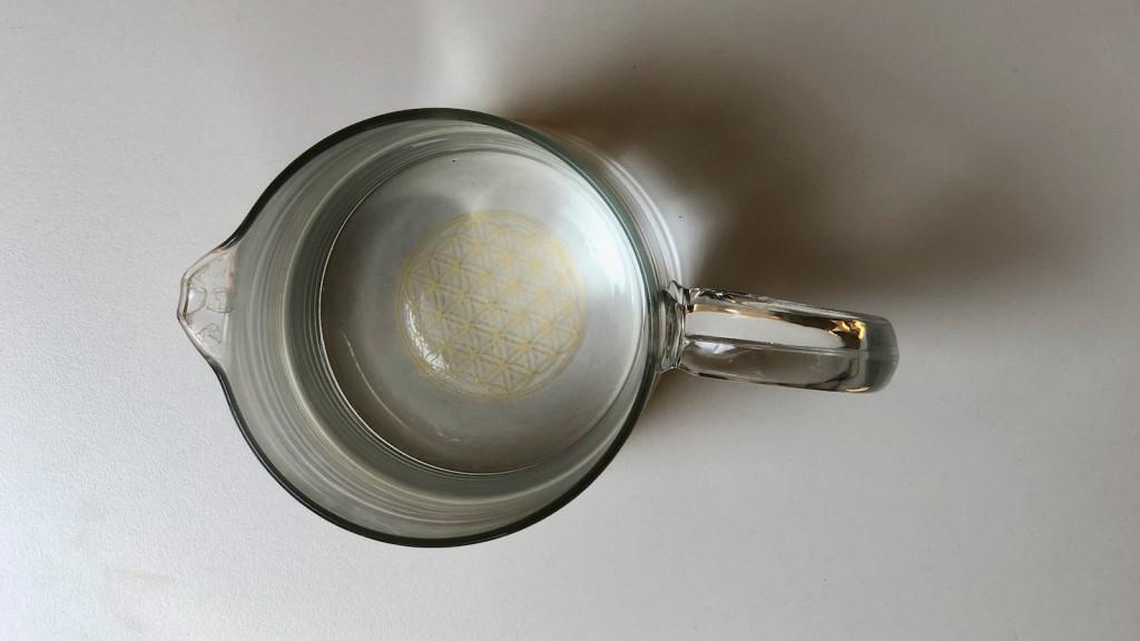 Wasserkaraffe mit Schondorfer Leitungswasser