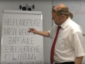 "Chris Filser in ""Opas heiße Hütte"""