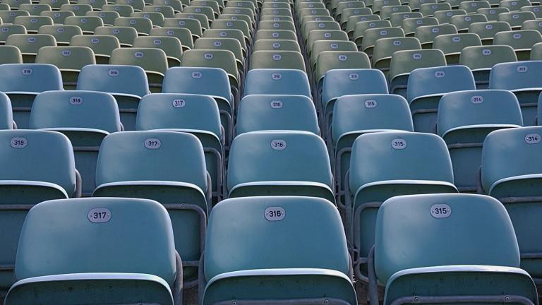 Harry Sternberg: Stadionsitze