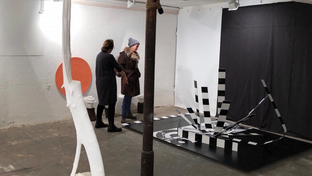 Ausstellung am St.-Jakobs-Bergerl