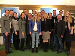 CSU Kandidaten für die Schondorfer Gemeinderatswahl