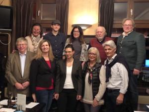 FWS Kandidaten für die Schondorfer Gemeinderatswahl