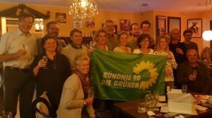Kandidaten der Grünen für die Schondorfer Gemeinderatswahl