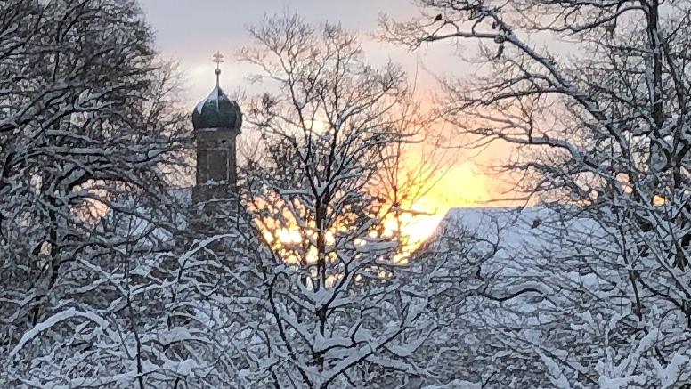 Winter in Schondorf