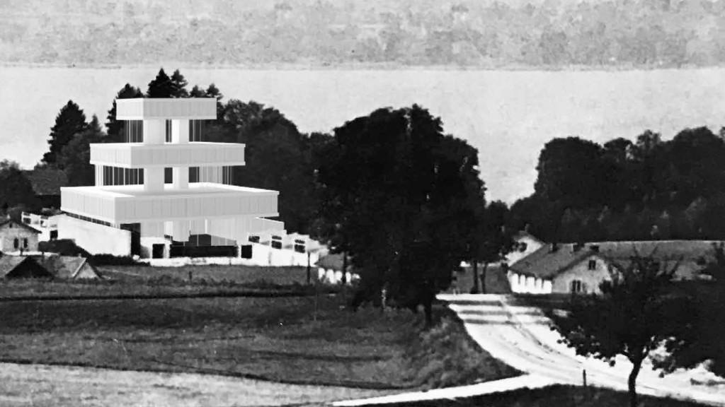 Postkonventionellen Wohnraum von Arthur de Grave