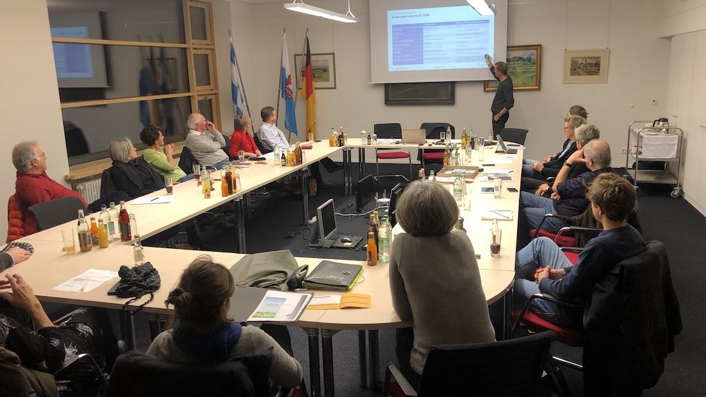 Jahreshauptversammlung CarSharing Schondorf