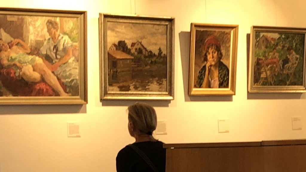 Virtuelle Museumsrundgänge während Corona