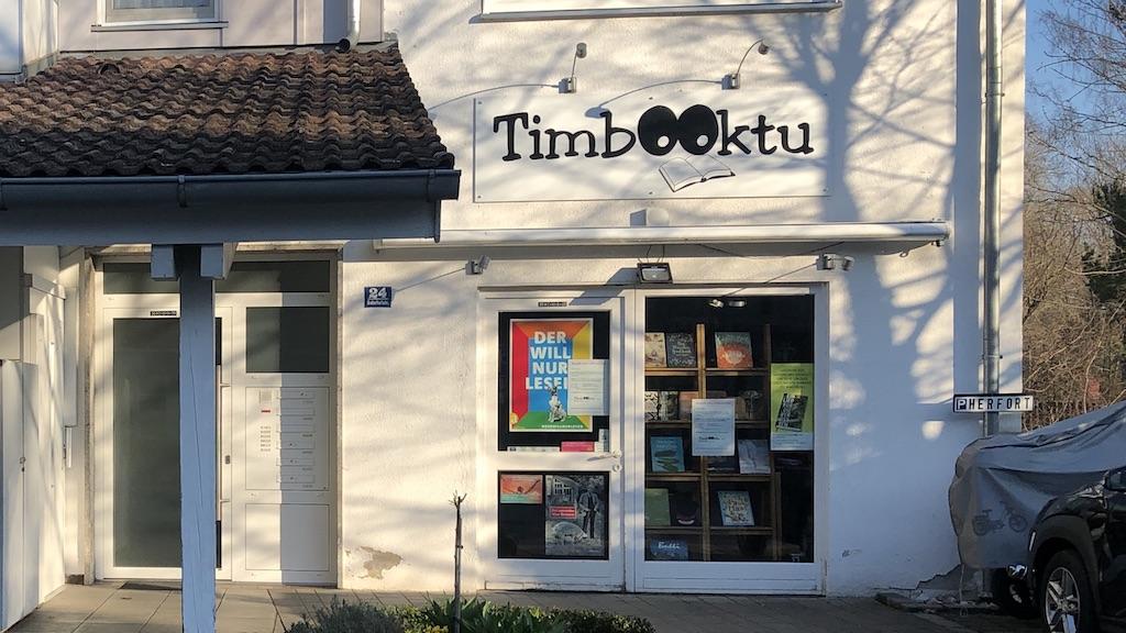 Buchhandlung Timbooktu Schondorf