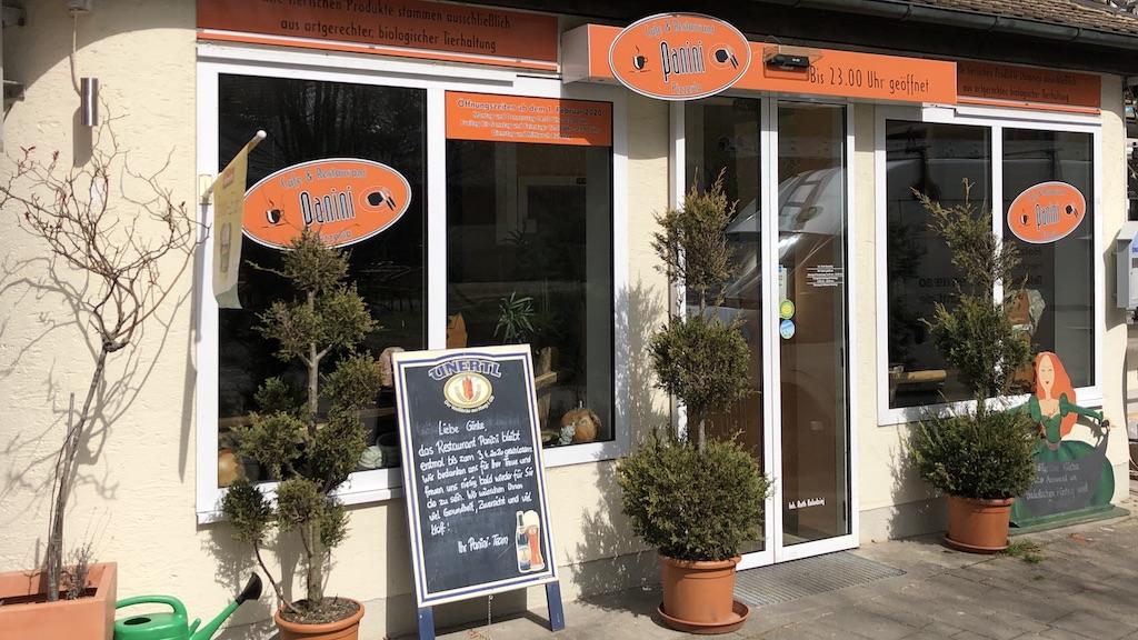 Das Cafe Panini macht bei Gutschein Ammersee mit