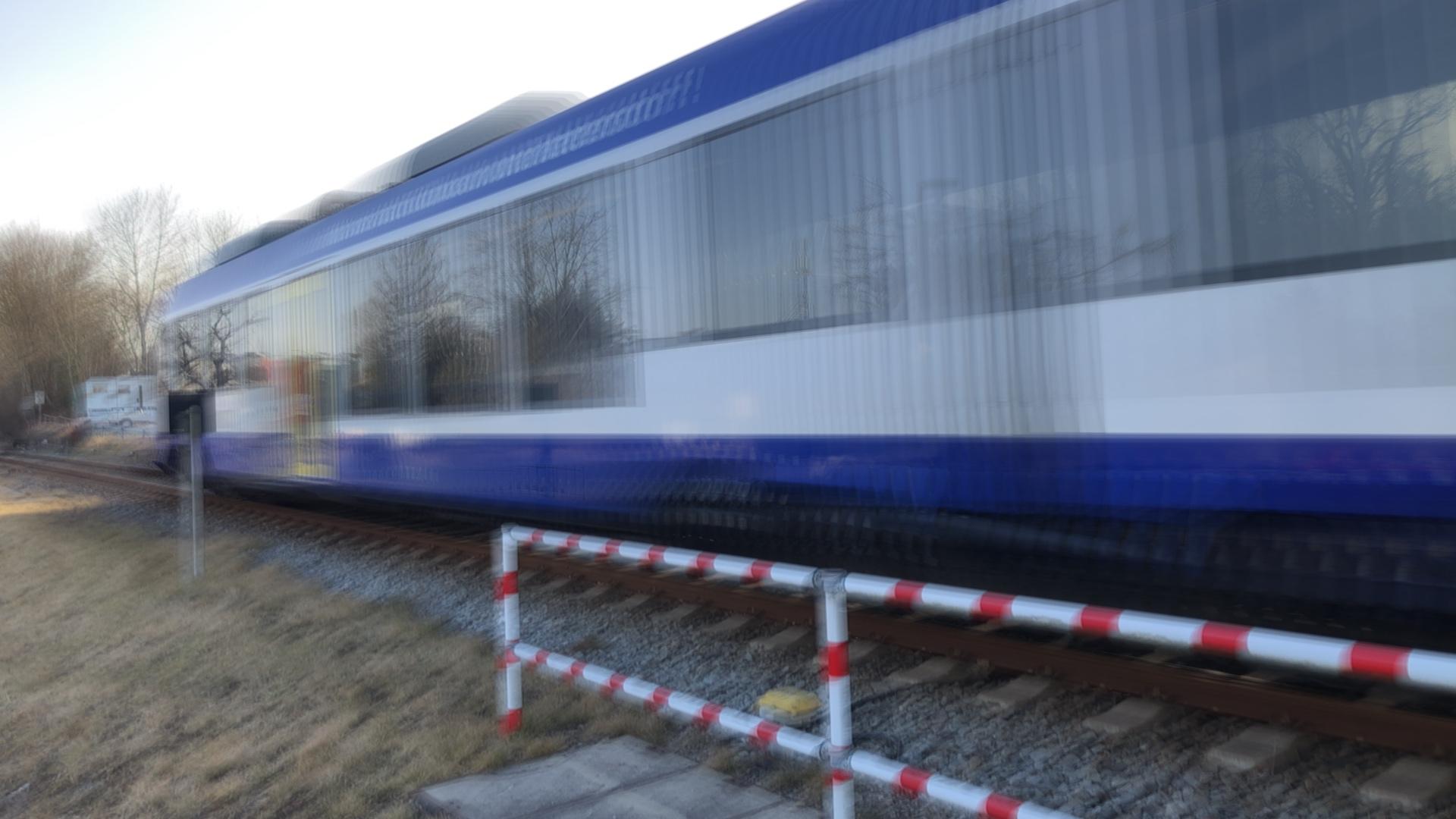 Mobilität am Ammersee mit der Regionalbahn